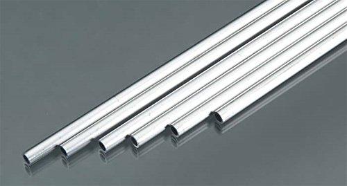 K&S Precision Metals 9311 Round Aluminum Tube, 1/4