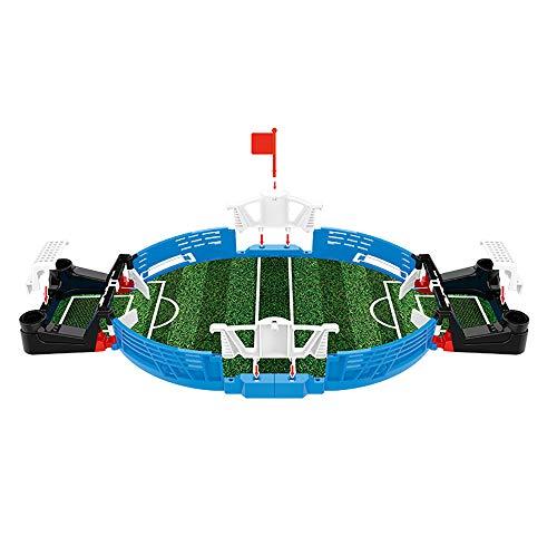 Mini tafelvoetbalspel voetbaltafel speelgoed kinderen interactief bordspel set vechten miniatuur top schieten leuke activiteit nieuwigheid stress verminderen voor kinderen volwassen sport