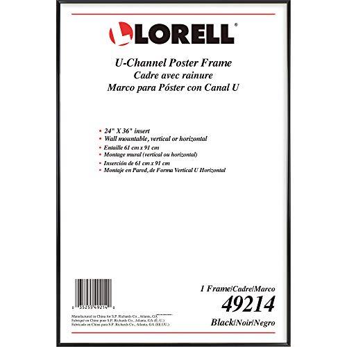 Lorell Stylish Poster Frame, 24' x 36' (49214)