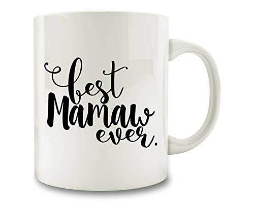 N\A La Mejor Taza de café Mamaw Ever (D190)