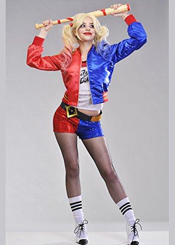 - Harley Quinn Cosplay Uk