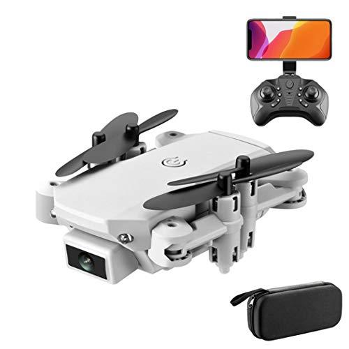 OIYINM77 S66 Mini Drone Plegable Control Remoto de Doble cámara Avión de Cuatro Ejes Bolas de jardín de Espejo