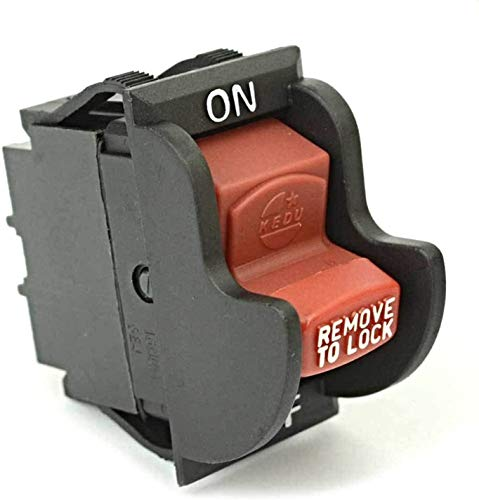 SW7A Aftermarket On-Off Toggle Switch For Table Saws and Drill Press Replaces Delta 489105-00 Switch