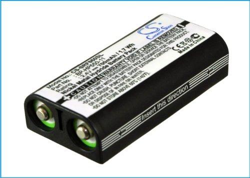 CS-SRF860SL Akku 700mAh Kompatibel mit [Sony] MDR-IF245RK, MDR-RF4000, MDR-RF4000K, MDR-RF810, MDR-RF810RK, MDR-RF840, MDR-RF840RK, MDR-RF850, MDR-RF850RK, MDR-RF860, MDR-RF860RK, MDR-RF925, MDR-RF92