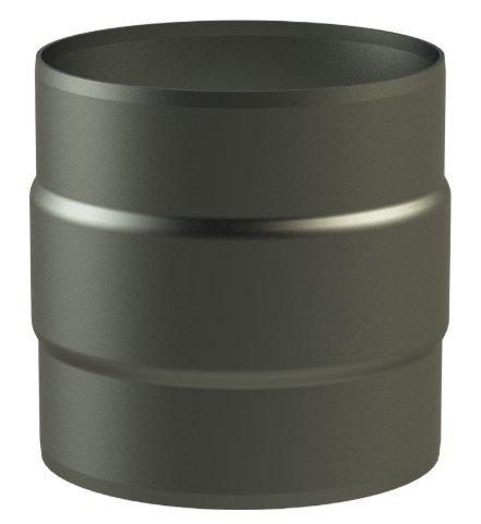 Articolo Fumisteria Linea Leña Color Manguito diámetro 120mm macho/macho