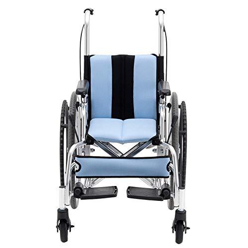 PLBB3K Kinderrollstühle sind für Kinder mit Aerospace-Aluminiumlegierungsrahmen, leichtem und faltbar konzipiert