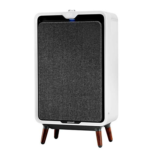 Why Should You Buy Bissell, 2768A Air320 Air Purifier for Home, Allergies and pet Dander (Renewed)