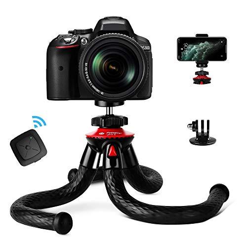 Camera Phone Tripod Fotopro 30 CM Flexible Waterproof Tripod for Mini...