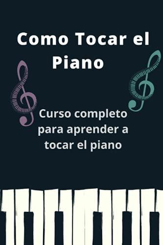 Libro método aprender a tocar el piano