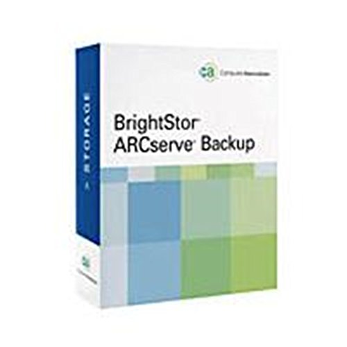CA BrightStor ARCserve Backup r11.5 for Linux SAN Secondary Server Bundle Upgrade from Any Previous Version - Mulit-Language - Product only - Software de reserva y recuperación (Linux, Plurilingüe)