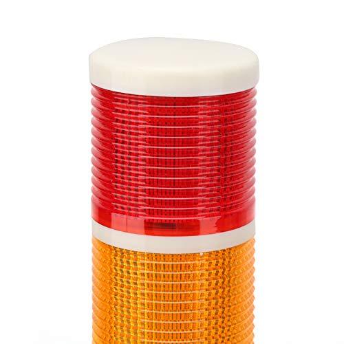 Luz de Alarma Multicapa, Larga Vida útil Alarma LED de bajo Consumo de energía, luz Fuente de luz LED de Alto Brillo Fábrica para Obra, Taller de Caja de vigilancia