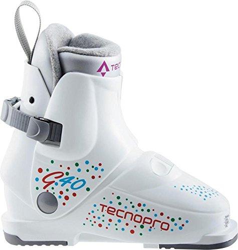 Tecno Pro Mädchen Skischuh G40 weiss, Größe:20.5
