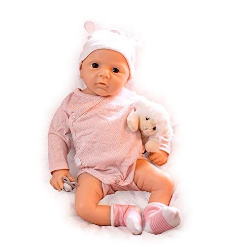 Baltic Baby® Paulina - Reborn - Bebé niña de silicona