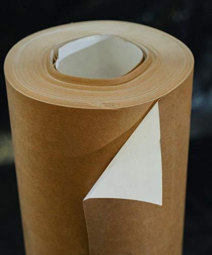 Milchtütenpapier, 1,3 m x 50 m, Abdeckpapier, Milchkarton, 65m²