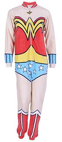 Pijama de una Pieza Wonder Woman M