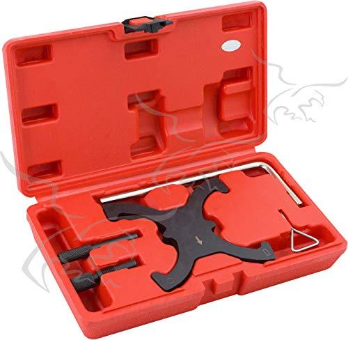 Kit calado de distribuciones para Ford Focus 1.6 TI - VCT 2.0 TDCI. Puesta a punto motor distribución y sincronización levas