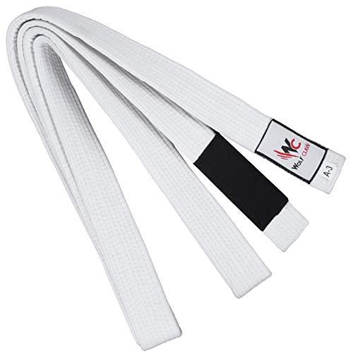 Bjj Belt jiu jitsu (A2, White)