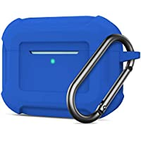 SATLITOG Rugged Case with Carabiner for Apple AirPods Pro (various colors)