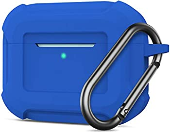 Rugged Case with Carabiner for Apple AirPods Pro (various colors)