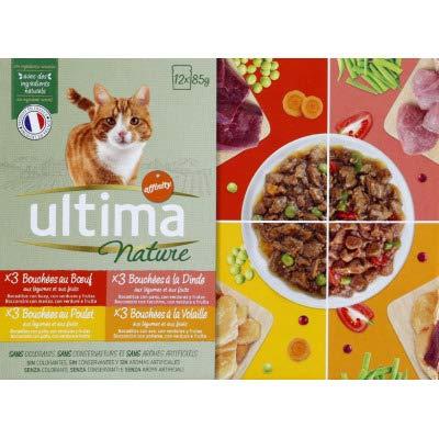 Ultima ULT.NAT Multipack Vian.12X85G 8410650244211