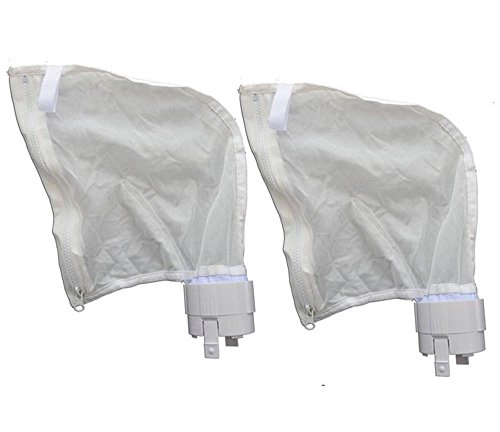 Great Features Of (GG) 2 Pack 360 380 All Purpose Zipper Bag Fits Polaris Pool Cleaner 9-100-1021