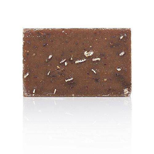 Oregon Soap Company - Pure Castile Shampoo Bar - Tea Tree & Peppermint, Certified Organic, Long Lasting (3.75 oz bar (3 Pack), Tea Tree Peppermint)