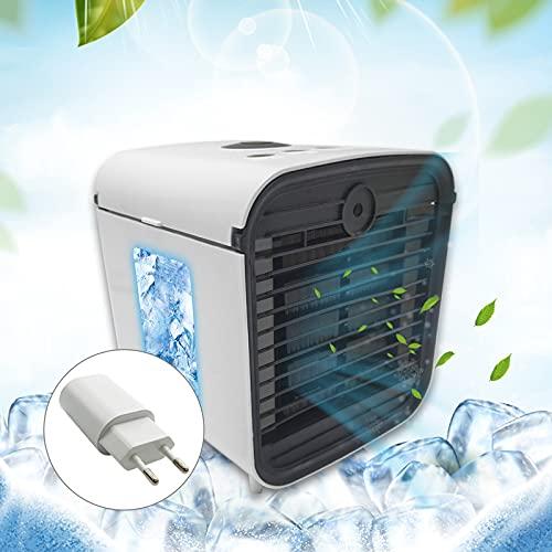 Air Mini Cooler Aire Acondicionado Portátil