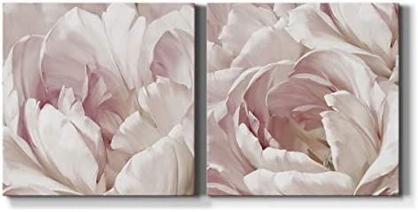 Renditions Gallery Intimate Blush 1 Wall Art Premium Gallery Wrapped Canvas Decor Ready to Hang product image