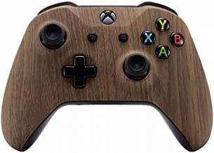 Wood Grain Wireless Bluetooth Custom Controller for Xbox One