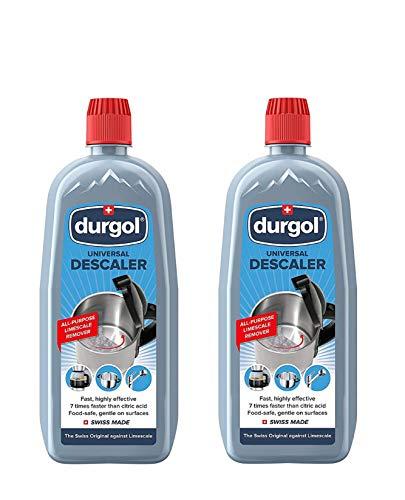 Durgol 0298 Universal Multipurpose Descaler/Decalcifier, 50.8 Ounce (2 of 25.4 Oz Set)