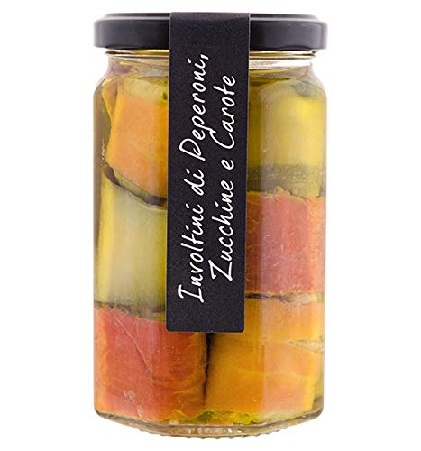 Casina Rossa Involtini mix peperone-zucchine e carote...