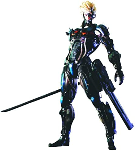 [UK-Import]Metal Gear Rising Revengeance Play Arts Kai Raiden Action Figure
