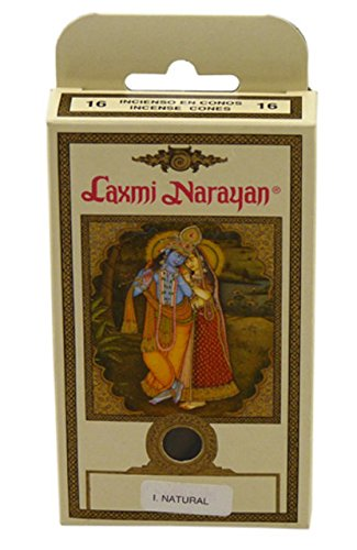 Incienso Laxmi Narayana conos,RUDA
