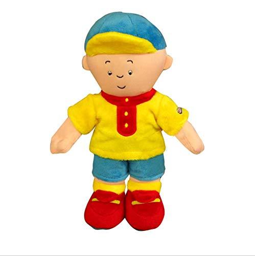 N/O Cartoon Anime Caillou Rosie Plüschtier Charakter Charakter Caillou Schwester Weiche Gefüllte Puppe Spielzeug Kinder 32Cm