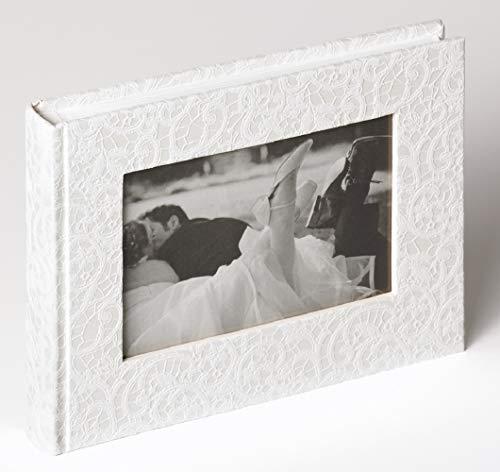 Walther Design FA-137 Album di Nozze, Altro, Bianco, 22 x 3 x 17 cm