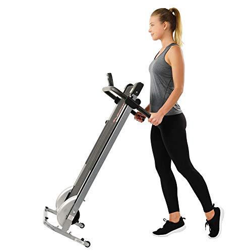Sunny Health & Fitness SF-T1407M Foldable Treadmill
