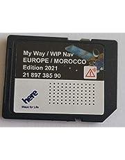 SD-kaart GPS Europa RNEG 2021 Peugeot Citroen