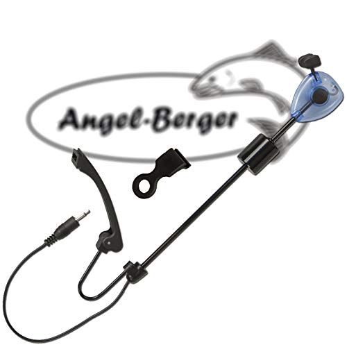 Angel-Berger Swing Indicator Pendel Bissanzeiger (Blau)