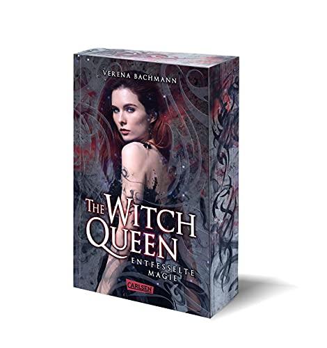 The Witch Queen. Entfesselte Magie: Magische Urban Fantasy über eine mächtige Hexenkönigin, die nie eine werden wollte | Hochwertig veredelt mit mehrfarbigem Buchschnitt