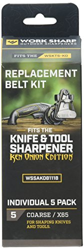 Work Sharp WKS03909 Afilador de cuchillos, multicolor, talla única
