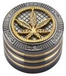Champ-High Leaf Grinder 40506117, Silver, S