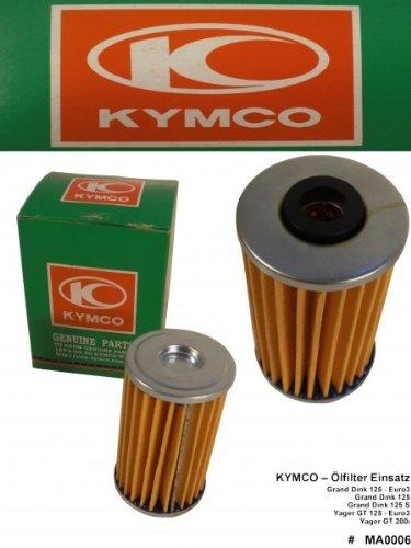 Original Kymco Ölfilter Yager GT 125