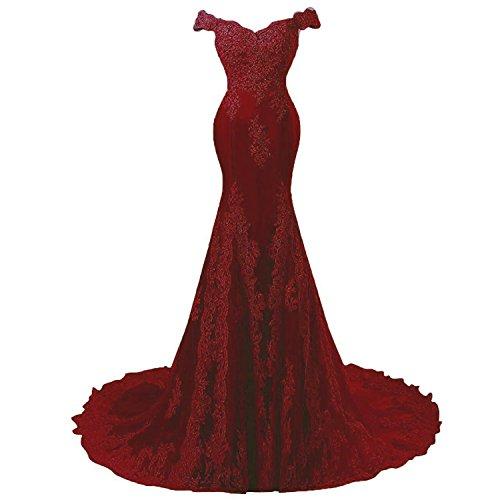 Off the Shoulder Corset Wedding Dress