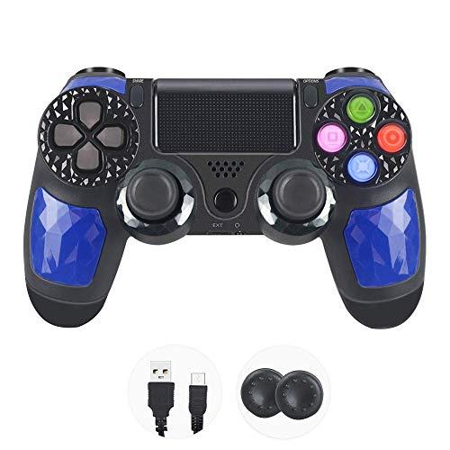buenos comparativa Controlador Evaliss PS4, controlador PS4, controlador PS4, gamepad controlador inalámbrico Bluetooth … y opiniones de 2021