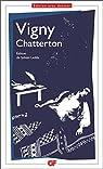 Chatterton par Vigny