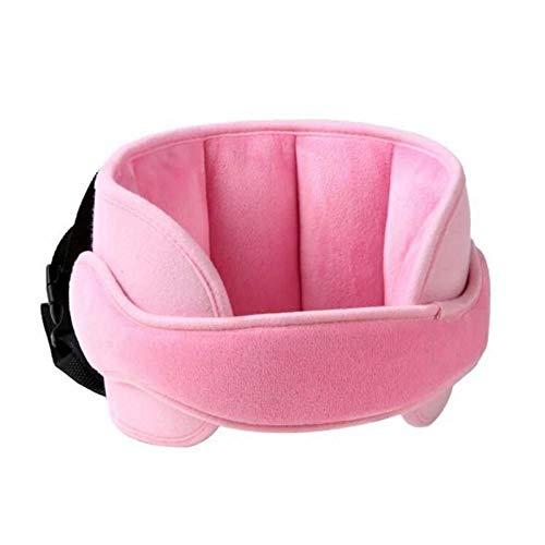 LVJIAXIN U-Förmiges Reisekissen Kindersitz Kopfstütze Baby Kopf Feste Schlafkissen Kid Nackenschutz Sicherheit Laufstall Kopfstütze Einstellbare Aufl