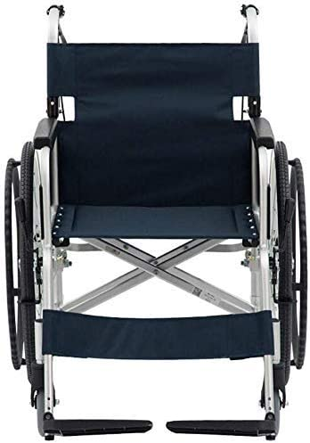 JKCKHA Aluminium Wheelchair free shipping Propelled Attendant Fees free with