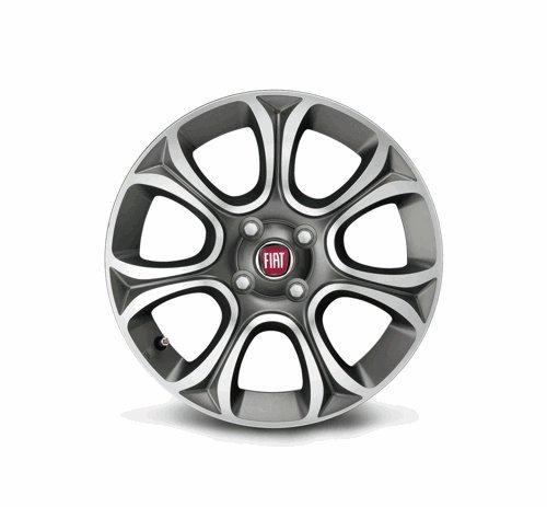 Fiat Grande Punto/Punto Evo - Llantas de aleación ligera (16 pulgadas)