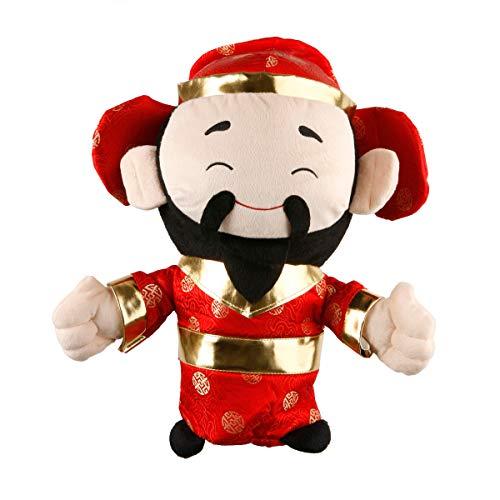 Hireko Chinese God of Wealth Driver Headcover by Hireko