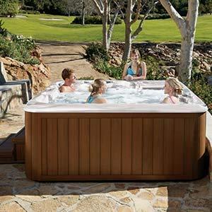 Spa Platinum Pro Natural Hot Tub Treatment – Hot Tub Water Treatment – Easy to Use Spa Water Treatment – Six Months Supply Hot Tub Treatment